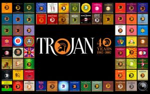 Trojan Records Tribute WP by LotusGrisDesign