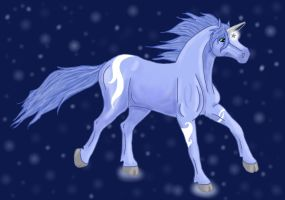 By the Light of a Star by harlequin-wondercat