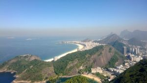 View from Rio II by Hyarmenadan