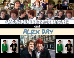 Charlie McDonnell and Alex Day by hot-stuff123