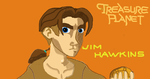 Jim Hawkins. by simpsonsquire