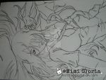 Lineart.. :D by mitchiegloria
