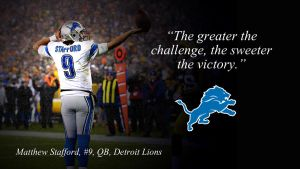 Matthew Stafford by jason284