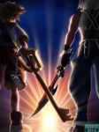 Kingdom Hearts 3d DDD by blueaqua77