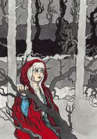 Red Riding Hood by inga-h