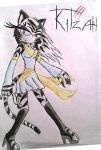 Kitzah the white tiger by Sinox-the-hedgehog