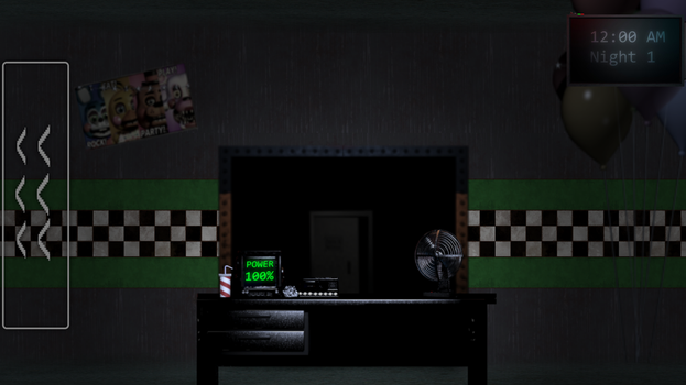 FNaF Office Edit : Unnamed by The--Signmanstrr