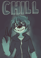 stay chill. by MageMina