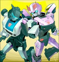 Jazz n Prowl by keen44