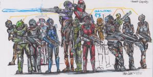 Squad by HorcikDesigns