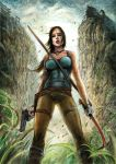 TOMB RAIDER by mikemaluk