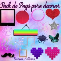 Pack de Pngs para Decorar by AntoSelenatica1