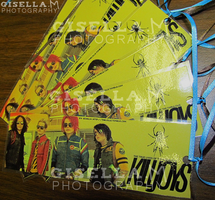 MCR Danger Days Bookmarks by gisellam