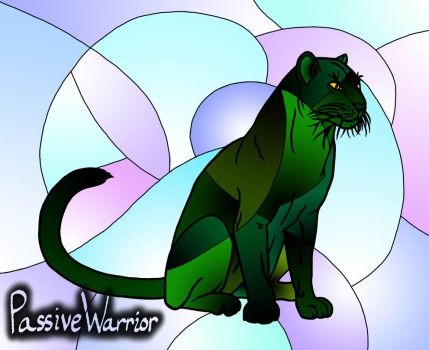 Panther by PassiveWarrior