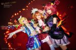 lovelive Dancing Stars on Me by BunnyTuan
