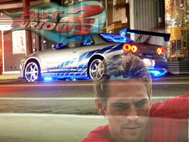 The Fast and the Furious 2 by urbanmatt