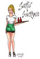 Sookie Stackhouse by jacqueline87