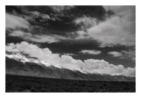 White Mountains BW... by madrush08
