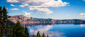 Crater Lake National Park by Daystorm