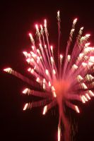 Fireworks Stock 070 by Malleni-Stock