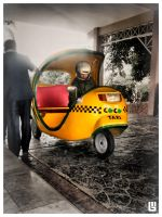 Coco Taxi by Insanemoe
