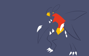 Garchomp by PokeTrainerManro