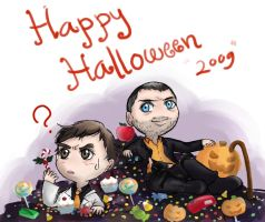 House MD - Happy Halloween by Hockypocky