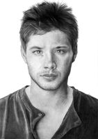 Winchester brother - Jensen Ackles by alicia-R