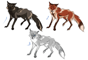 Fox Adoptables - closed by dNiseb
