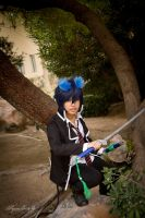 Ao No Exorcist by oOAkiiOo
