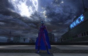 Mare-Do-Well in DC Universe Online by Shritistrang