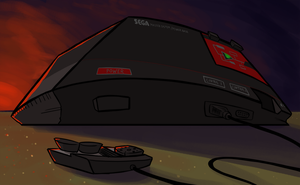 Sega Master System by AmazingTrout