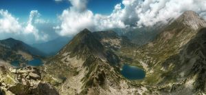 Pirin Mountains by Havelock-Vetinari
