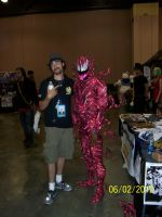 Here's Carnage!!! by Huntermoon