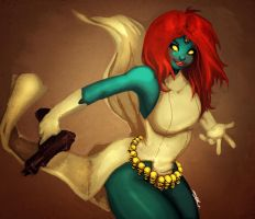Mystique Says Thanks by ShannonDenise