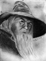 Gandalf by smudlinka66