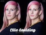 Ellie Goulding 270115 Before and After by edit-express