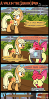 A Walk in the (Jurassic) Park by Evil-DeC0Y