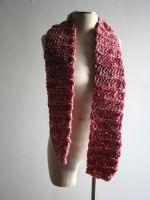 Pinkie Pie Medium Chunky Scarf - MLP by Weeaboo-Warehouse