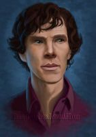 Sherlockda by Aphelps