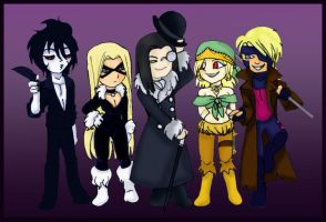 Hellsing Halloweenies 07 by hermitchild