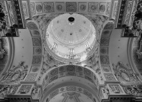 Shine in dome by Jogi1960