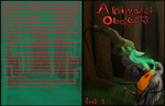 Animated Objects: Book 1 =covercomp= by Kimorox