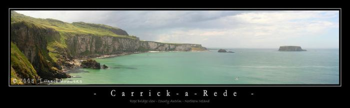 Carrick-a-Rede by Illahie