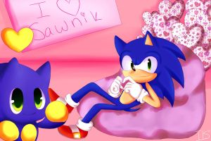Sonic Love by Pyon-Suki