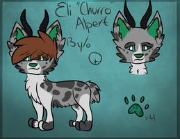 Churro Reference by LeveButt