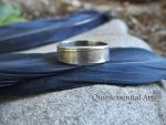 Nevermore - Crow Feather - Handmade Silver Ring by QuintessentialArts