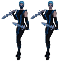 Frost Full Body Cut Out by FrostMKFan