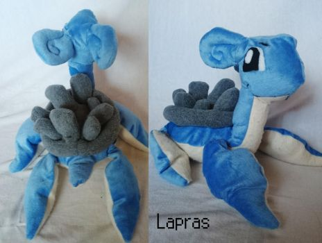 Lapras by ReDeadThang