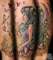 I do believe in Fairies by Phedre1985